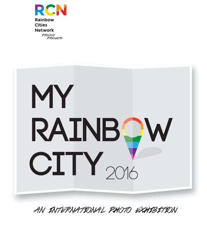 My Rainbow City 2016